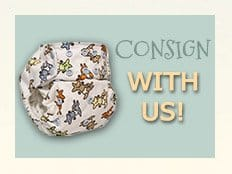 Cloth Diaper Consignment at Over the Moon Diapers!  Sign up today!