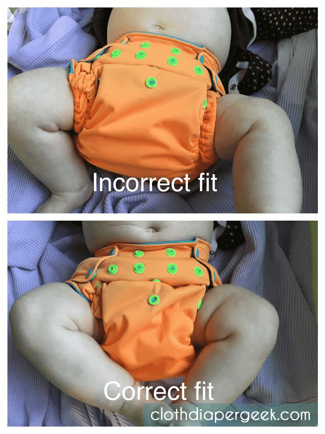 smartbottoms diaper cover, how to fit