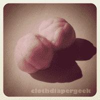DIY: Homemade Sparkly Peppermint Playdough!