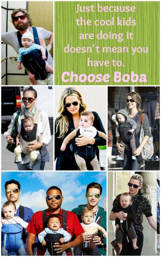 Babywearing: Front Facing or Inward Mom/Parent Facing?