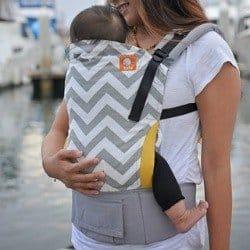 tula carrier, babywearing
