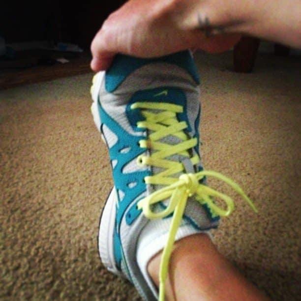 nike, running shoes, runner