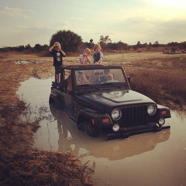 jeep wrangler, mudding, jeeps