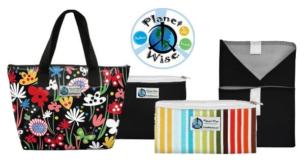planetwise,lunch bags