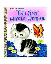 shy little kitten book