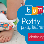 bummis potty pant review