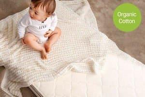 my green mattress crib
