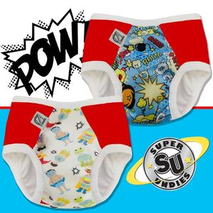 super undies custom trainers