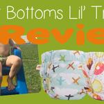 smart bottoms lil trainers, potty training pants