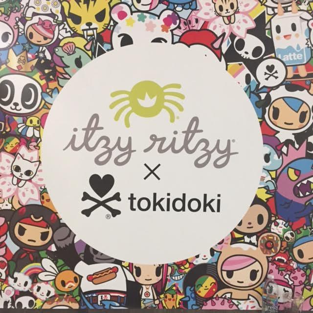 itzy ritzy tokidoki