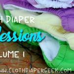cloth diaper confessions
