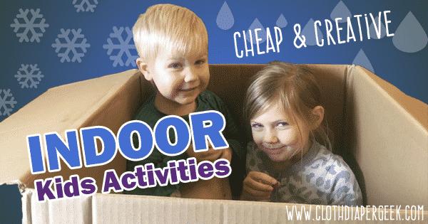 indoor kids activities