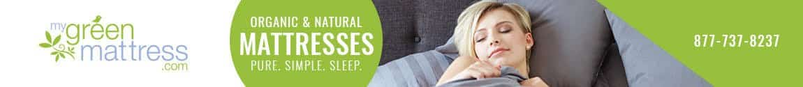 mygreenmattress, natural mattress