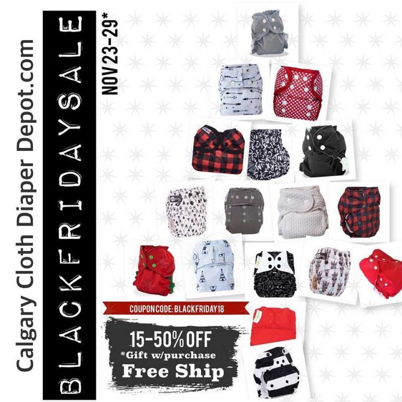 Calgary Cloth Diaper Depot